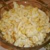 Салат «Желтый одуванчик»