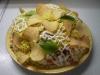 Слоеный салат «Орхидея»